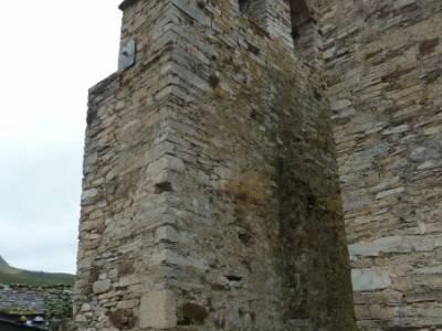 Las Médulas - Valle del Silencio - Herrería de Compludo;senderos del monasterio pasos largos sende